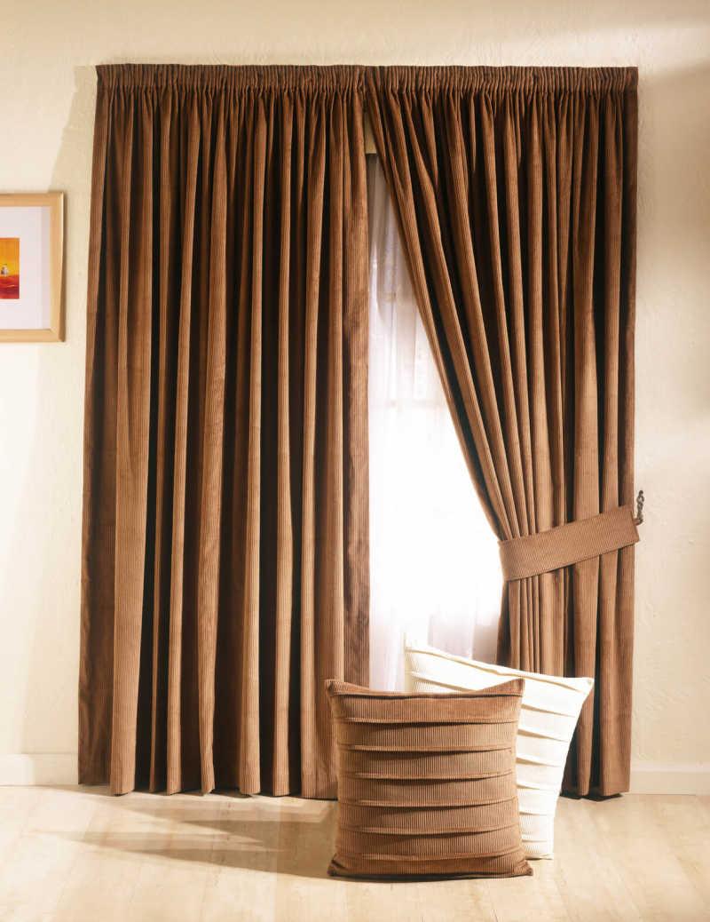 Pleated Curtains Dubai